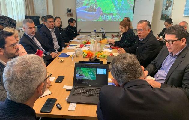 Panamá e Israel definen acciones para iniciar exportación de rubros agropecuarios