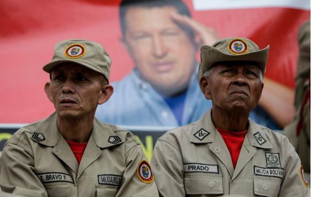 Diosdado Cabello, pregona que la Milicia Nacional Bolivariana
