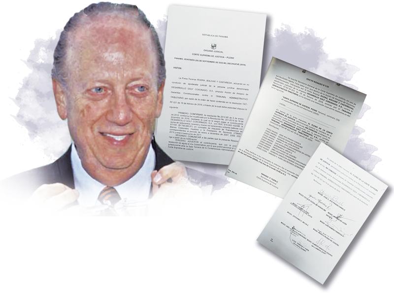 Roberto Eisenmann se resiste al pago de impuestos