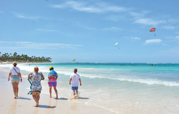 El turismo creció un 5 por ciento anual en República Dominicana entre 2012 y 2019