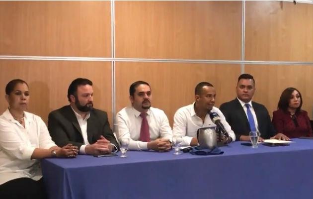 Bases de Cambio Democrático anuncian la creación de nuevo partido martinellista