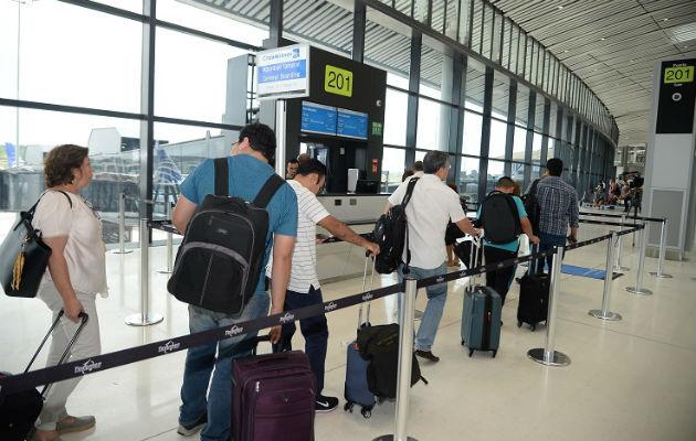Panamá intensifica medidas de seguridad en pasajeros que llegan de China