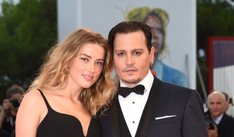 Una grabación demuestra que Amber Heard golpeaba a Johnny Depp