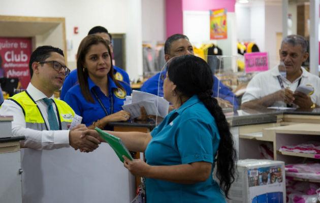 Mitradel verificará que empleadores cumplan con las nuevas tasas de salario mínimo en Panamá