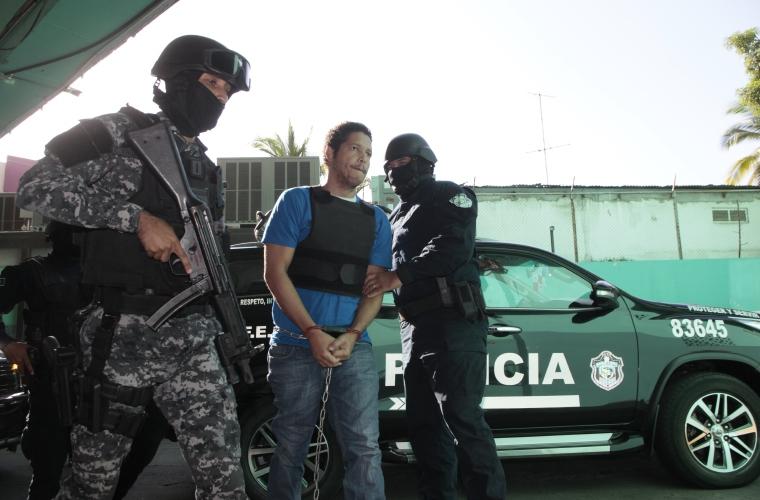 Gilberto Ventura Ceballos, el maestro del engaño y el disfraz para lograr sus evasiones