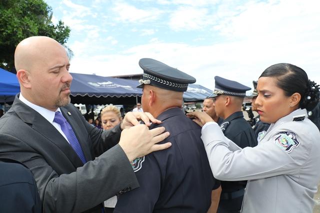 Policía Nacional realiza rotaciones, en medio de cuestionamientos ante ola de inseguridad