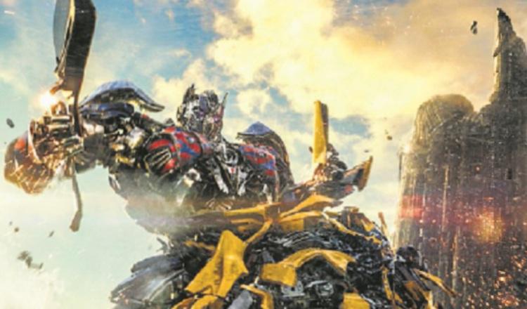 Planean nuevas películas de Transformers