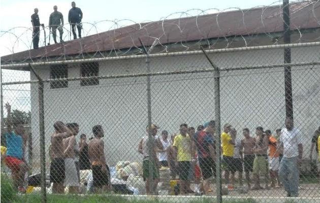 Fugas en las cárceles de  Panamá son una constante, lo  que demuestra fallas en el sistema penitenciario