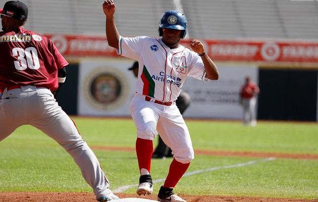 Panamá cierra con derrota ante Venezuela su andar en la Serie del Caribe