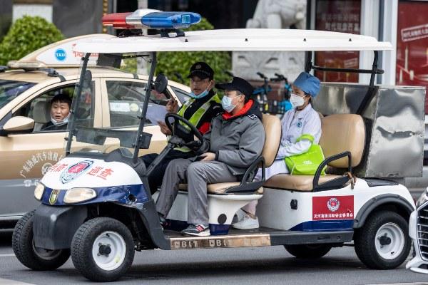 Para combatir el coronavirus China convierte hoteles, centros culturales y deportivos en hospitales