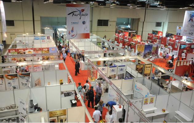 Expocomer 2020 reúne a más de 700 empresarios. Foto/Archivo