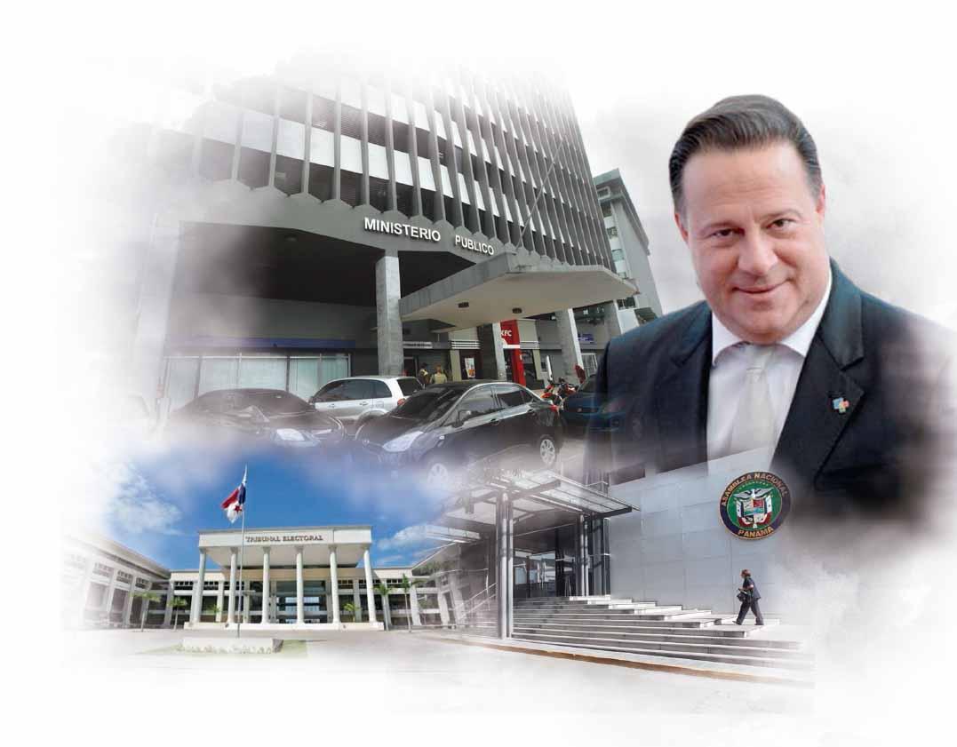 Juan Carlos Varela acumula varias denuncias en el Ministerio Público.