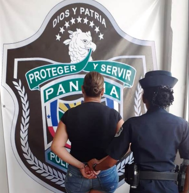 Presunta abogada de Ventura Ceballos es detenida en Antón