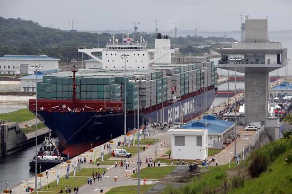 En el Canal de Panamá existe de forma permanente un protocolo de sanidad.