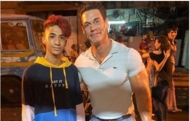 Euforia por presencia de John Cena en Panamá