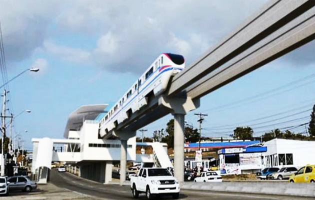 Panamá Oeste tendrá que esperar hasta el segundo semestre del 2025 para tener la Línea 3 del Metro