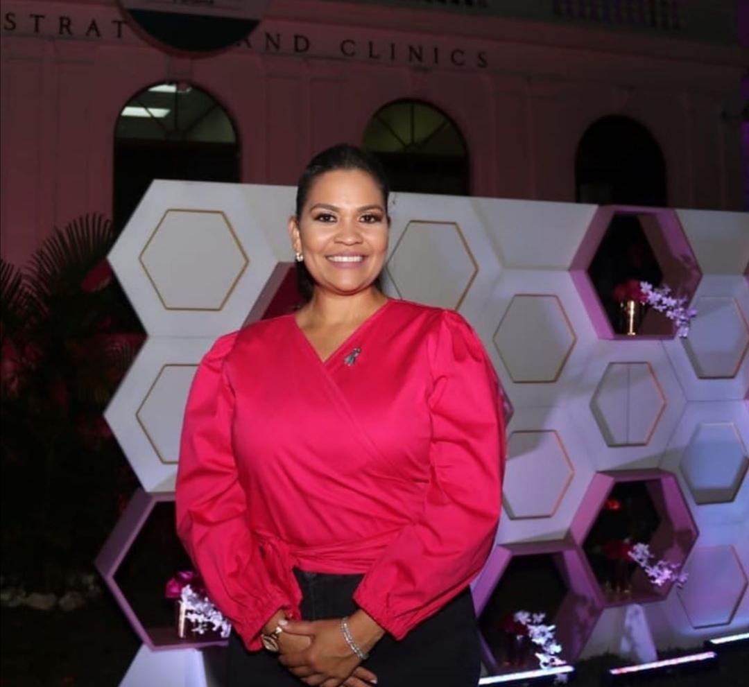 Sheyla Grajales, del Molirena, asumirá el Ministerio de Gobierno