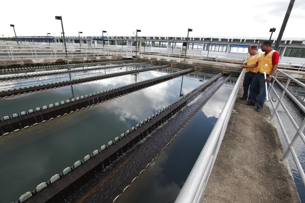 Realizarán trabajos en tanque de agua tratada durante los Carnavales