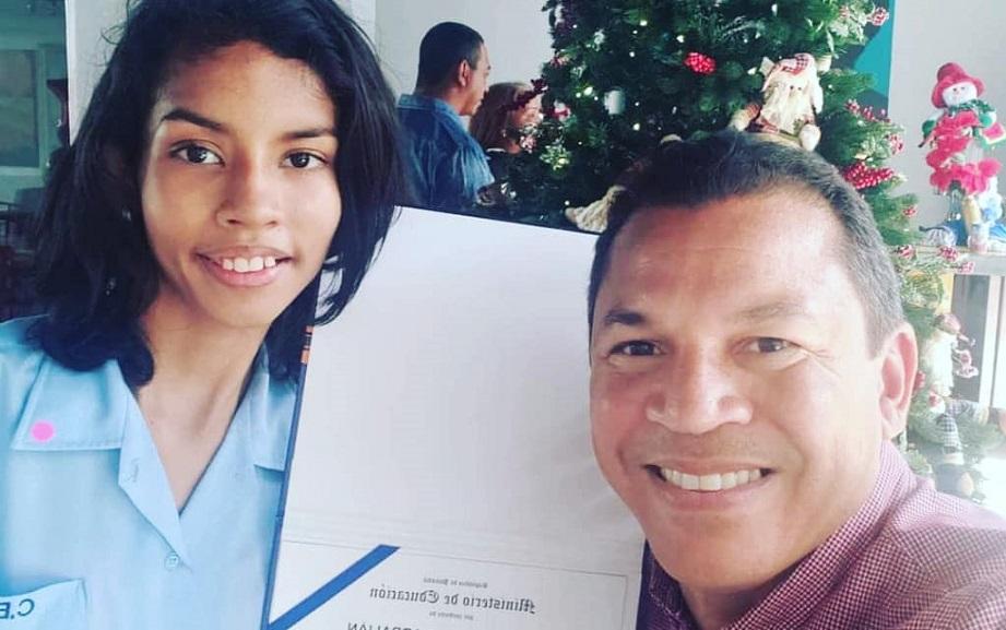 Andrea Quijada: Le dan el último adiós en Colina de La Paz en Arraiján