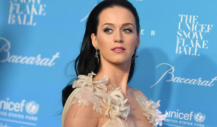 Katy Perry publica mensaje de apoyo a China por crisis de Coronavirus