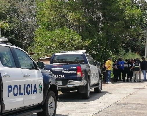 Buscan más pistas sobre la muerte del adolescente de Villa del Carmen, en La Chorrera