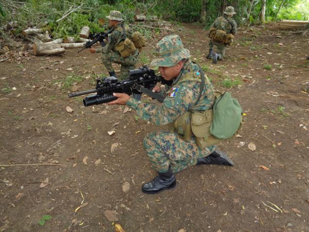 Panamá recibirá equipos contra armas de destrucción masiva