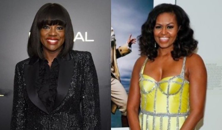 Viola Davis   interpretará a Michelle Obama