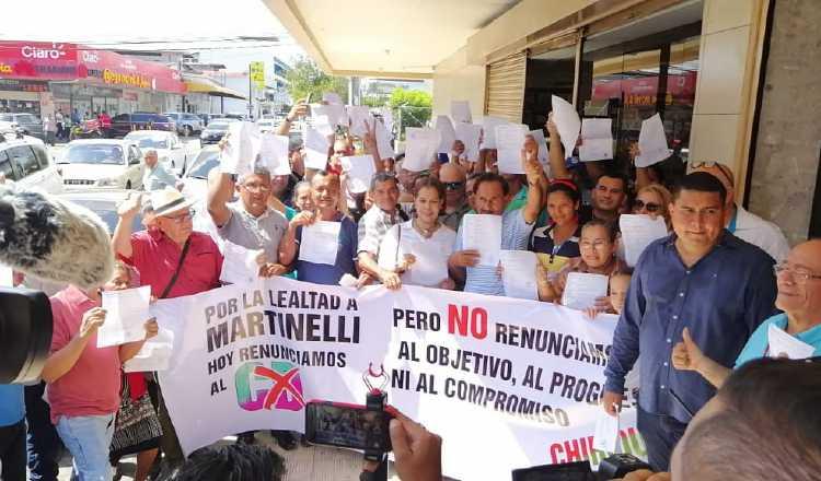 Nuevo partido político de Ricardo Martinelli ya cuenta con  estatutos