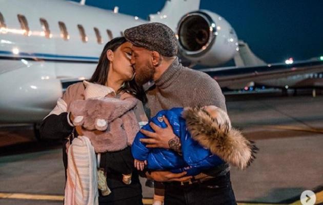 Conor McGregor: Divulgan video privado junto a otra mujer que no es su esposa