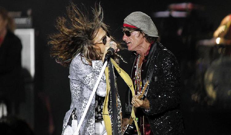 Aerosmith cerrará su gira por su 50 años en Moscú