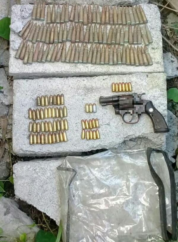 Ordenan detención provisional de un adolescente que es investigado por posesión de armas