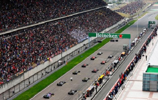 Fórmula Uno pospone Gran Premio de China por el brote de coronavirus