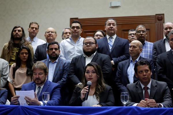 El Salvador en calma mientras el Supremo estudia la irrupción militar en el Congreso