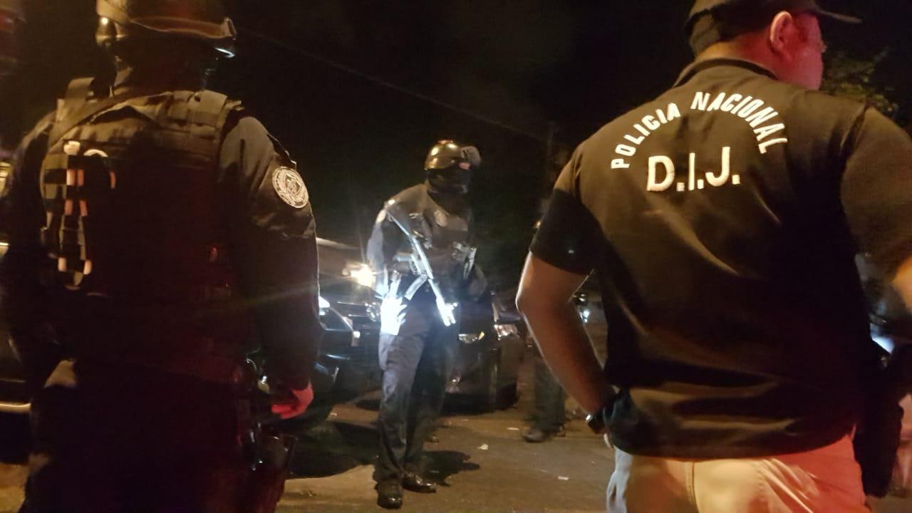 Policía Nacional activa ofensiva  para desarticular pandillas delincuenciales del país
