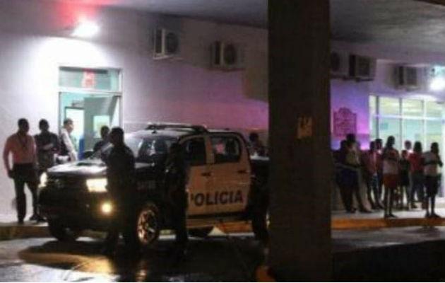 La víctima, Manuel Hernández Simpson, tenía 36 años de edad.