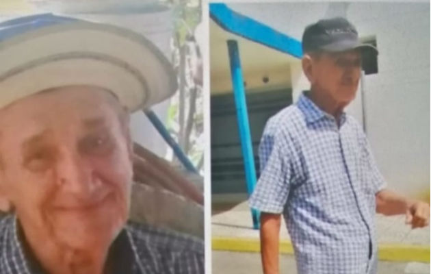Reportan otro adulto mayor extraviado en Los Santos, esta vez en Guararé