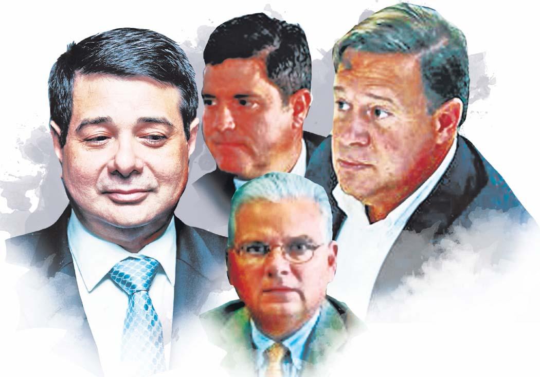 Jaime Lasso y Jorge Alberto Rosas vuelven a la fiscalía por caso Odebrecht