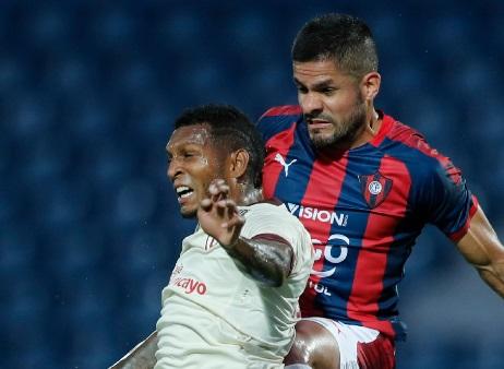 Universitario y 'Negrito' Quintero fuera de la Libertadores