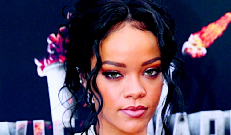 Rihanna pasará San Valentín trabajando