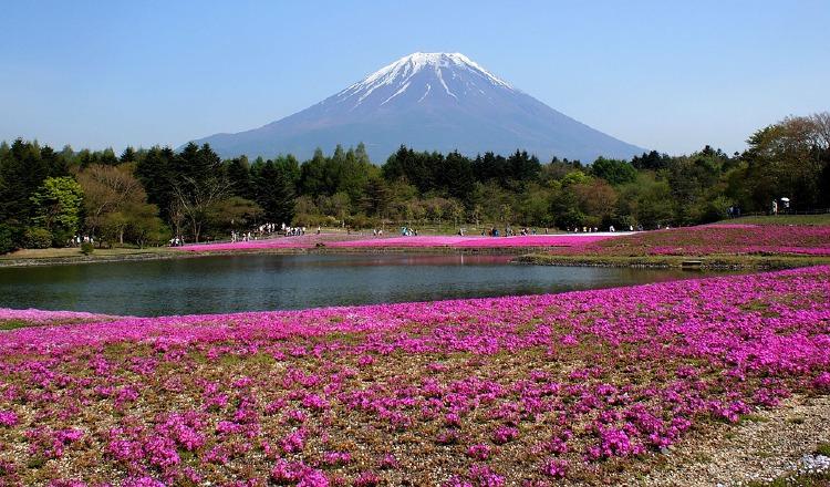 El Monte Fuji sigue siendo un lugar preferido para los japoneses en esta fecha. Pixabay
