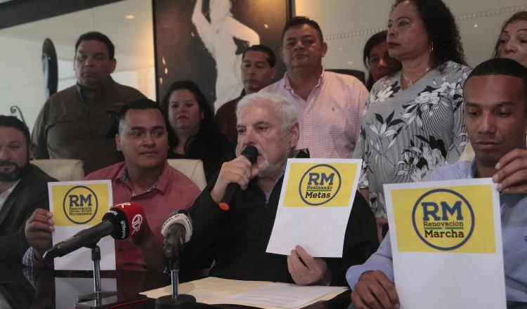 Tribunal Electoral sigue poniéndole obstáculos a Ricardo Martinelli en su carrera política