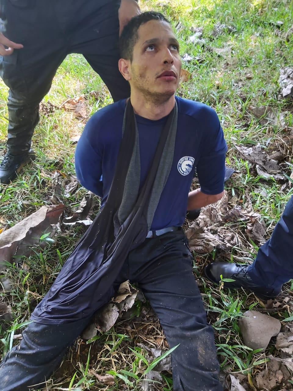 Gilberto Ventura Ceballos queda otra vez bajo custodia de la Policía en Ancón