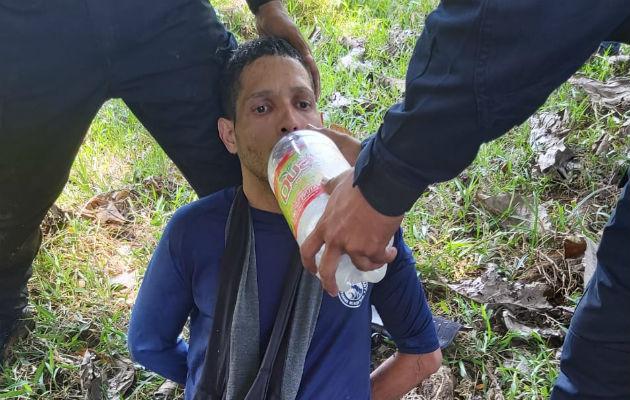 Recapturan a Gilberto Ventura Ceballos en Chiriquí