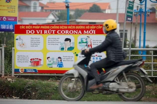 Vietnam deniega el desembarco a un crucero por riesgo de coronavirus