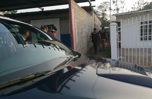 Once allanamientos realizan autoridades en La Chorrera