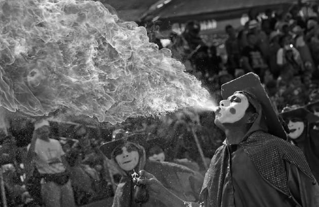 Carnavales, ¿modelo de diversión?