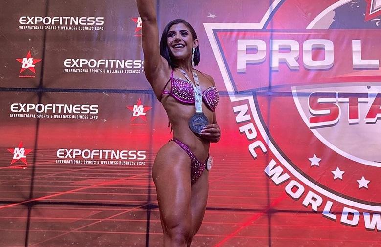 Joseline Pinto: 'Panamá nos llevamos la medalla de plata'