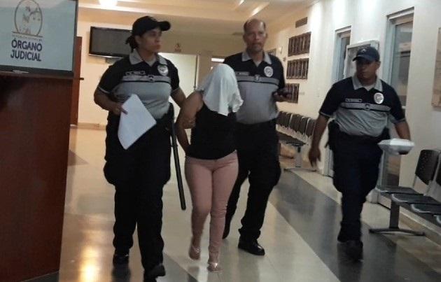 La fiscal Leydis Palacio de la sección de Investigación y Seguimiento de Causa dijo que el código procesal penal permite el acuerdo.