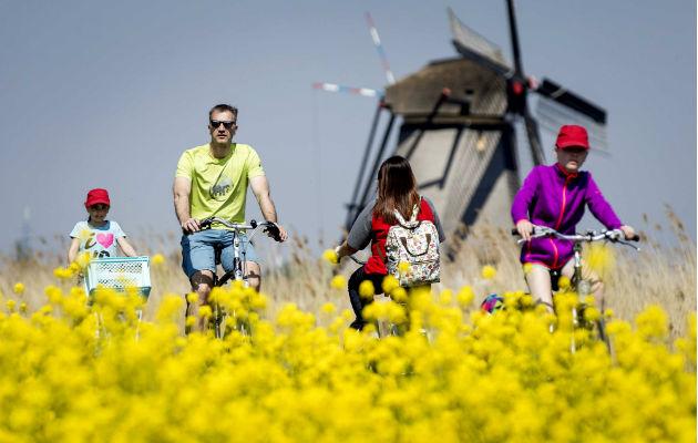 Holanda cambia su nombre a 'Países Bajos' para fortalecer el turismo