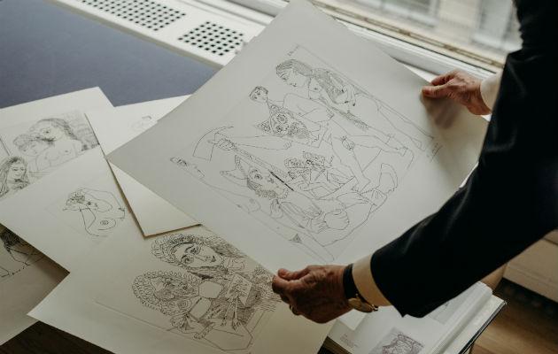 Las litografías falsas son la nueva modalidad de estafa en línea